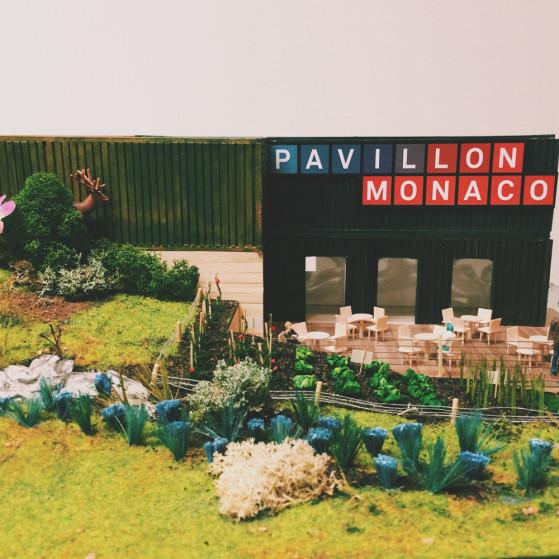 Pavillon Monaco
